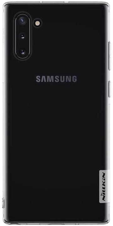 Nillkin Nature TPU pouzdro pro Samsung Galaxy Note 10, transparentní