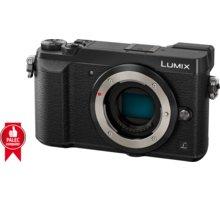 Panasonic Lumix DMC-GX80, černá, tělo - DMC-GX80EG-K