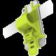 CELLY EASY BIKE univerzální držák pro telefony a navigace k upevnění na řídítka, zelený