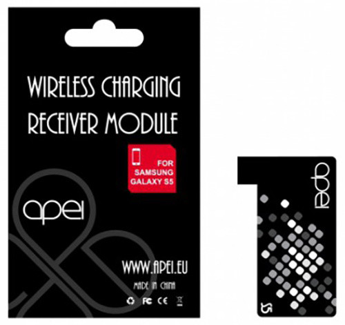 Apei Qi S5 Wireless Charging Receiver Module for Samsung Galaxy S5