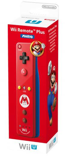 Nintendo Remote Plus, Mario edice (WiiU)