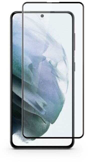 EPICO tvrzené sklo pro Samsung Galaxy A52 (5G), 2.5D, 0.3mm, černá