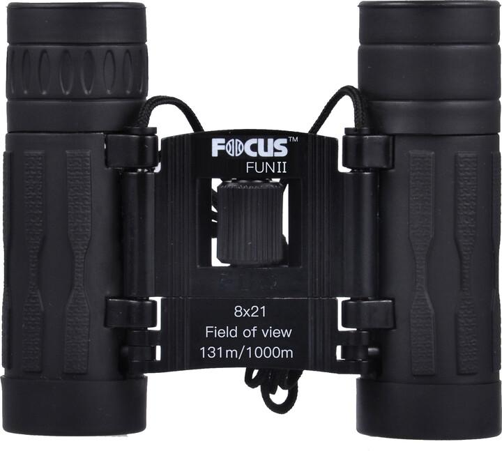 Focus Sport Optics FUN II 8x21