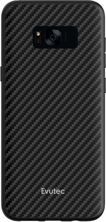 Evutec AER Karbon pro Samsung Galaxy S8+, černá