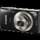Canon IXUS 185, černá  + Voucher až na 3 měsíce HBO GO jako dárek (max 1 ks na objednávku)