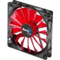 Aerocool Shark Fan, 120 mm, červená