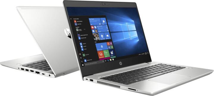 HP ProBook 445 G7, stříbrná