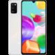 Samsung Galaxy A41, 4GB/64GB, White Antivir Bitdefender Mobile Security for Android 2020, 1 zařízení, 12 měsíců v hodnotě 299 Kč