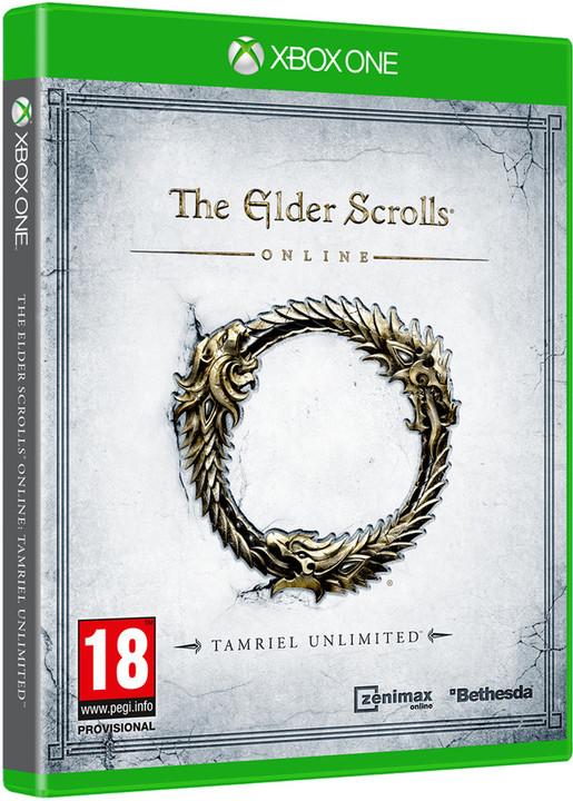 The Elder Scrolls Online: Tamriel Unlimited - XONE
