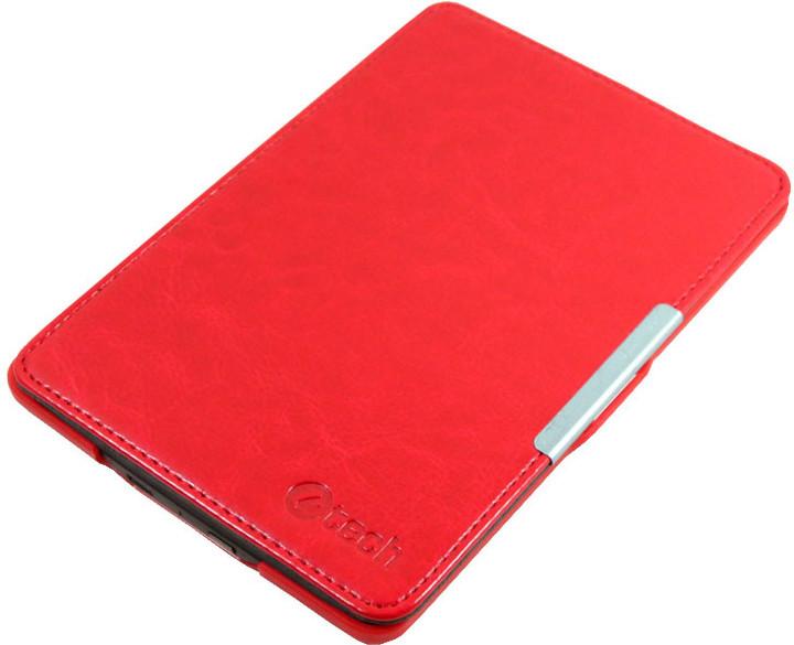 C-TECH PROTECT pouzdro pro Kindle 6 TOUCH, AKC-10, červená