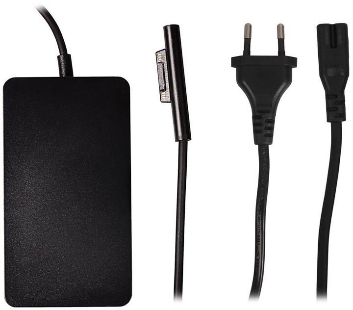 PATONA napájecí adaptér pro notebook Surface PRO PREMIUM model 1706, 15V/4A, 65W