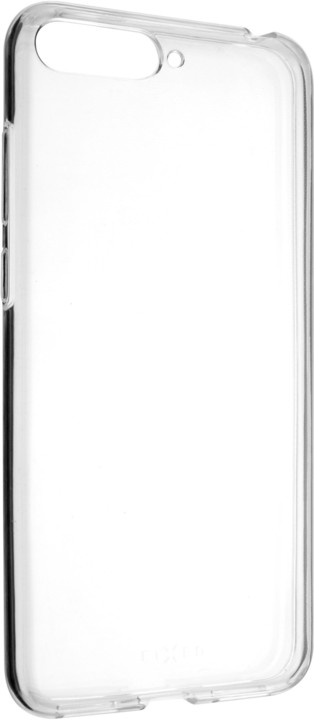 FIXED TPU gelové pouzdro pro Huawei Y6 (2018), čiré