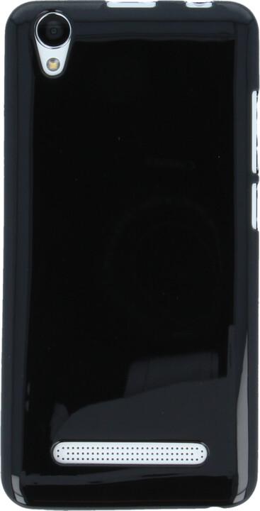 myPhone silikonové pouzdro pro Q-smart LTE, černá