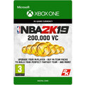 NBA 2K19 - 200000 VC (Xbox ONE) - elektronicky