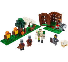 LEGO Minecraft 21159 Základna Pillagerů, 303 dílků