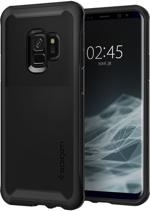 Spigen Neo Hybrid Urban pro Samsung Galaxy S9, midnight black