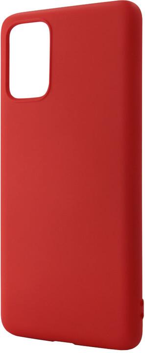 EPICO silikonový kryt Candy pro Samsung Galaxy S20 Ultra, červená