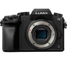 Panasonic Lumix DMC-G7 + objektiv 14-42mm - DMC-G7KEG-K