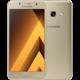 Samsung Galaxy A3 2017, zlatá  + Aplikace v hodnotě 7000 Kč zdarma
