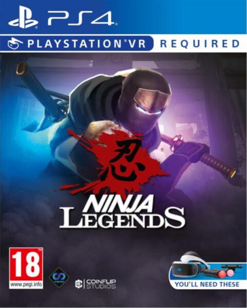 Ninja Legends (PS4 VR)