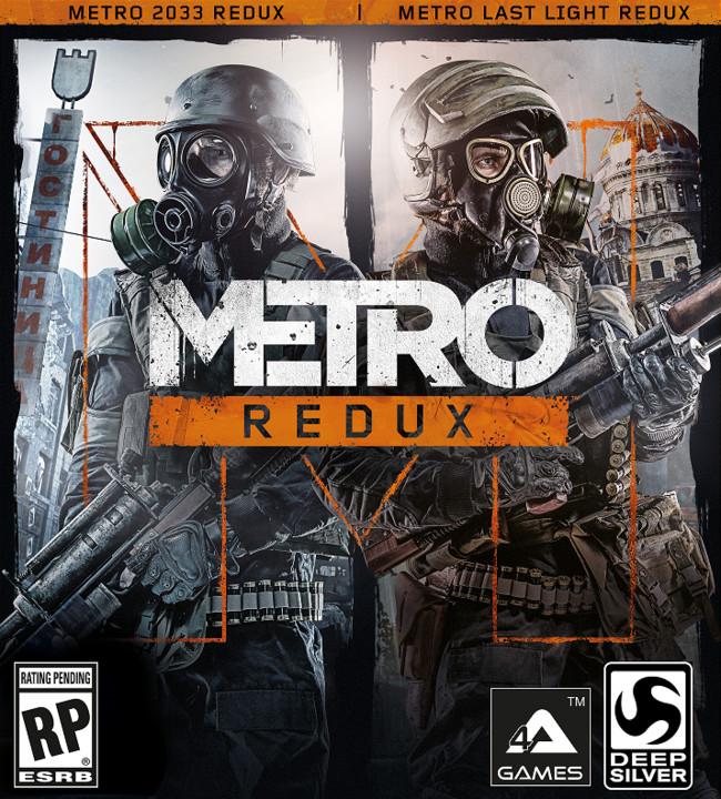 Metro 2033 - Redux (PC) - elektronicky
