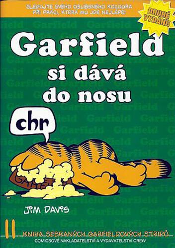 Komiks Garfield si dává do nosu, 11.díl