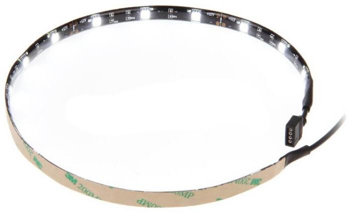 Akasa Vegas M - AK-LD05-50WH, LED pásek, 50 cm, bílá