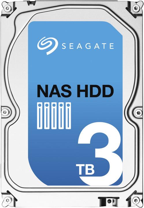 Seagate NAS HDD - 3TB