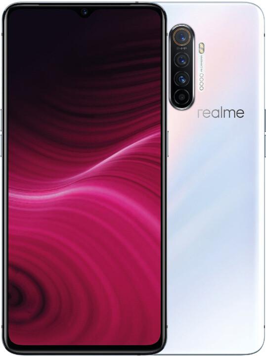 realme X2 PRO, 8GB/128GB, Lunar White