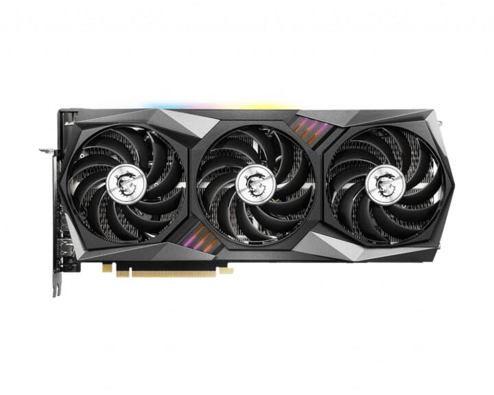 MSI GeForce RTX 3070 GAMING X TRIO, LHR, 8GB GDDR6