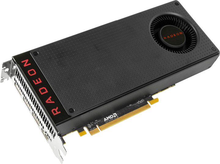 GIGABYTE Radeon RX 480, 8GB GDDR5