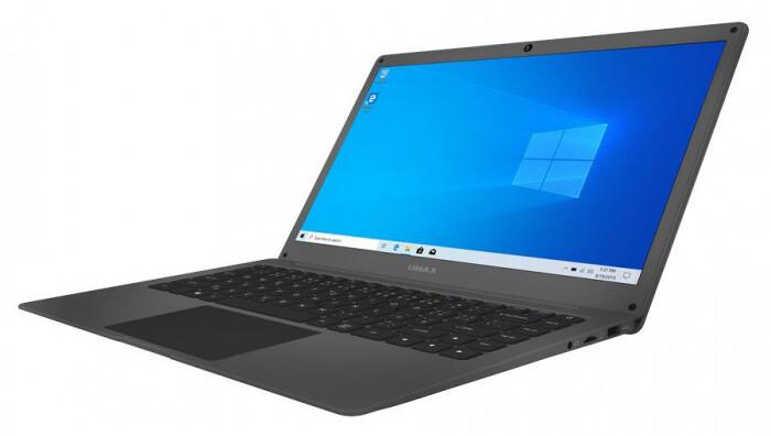 Umax VisionBook 14Wa Plus, šedá