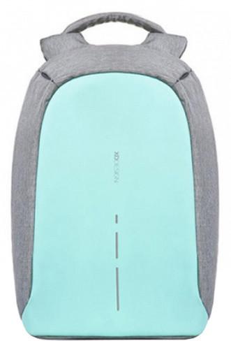 """XD Design městský bezpečnostní batoh Bobby Compact, 14"""", mentolová"""
