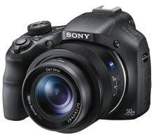 Sony Cybershot DSC-HX400VB, černá - DSCHX400VB.CE3 + Jupio NP-BX1 (with infochip) akumulátor pro Sony v hodnotě 699 Kč