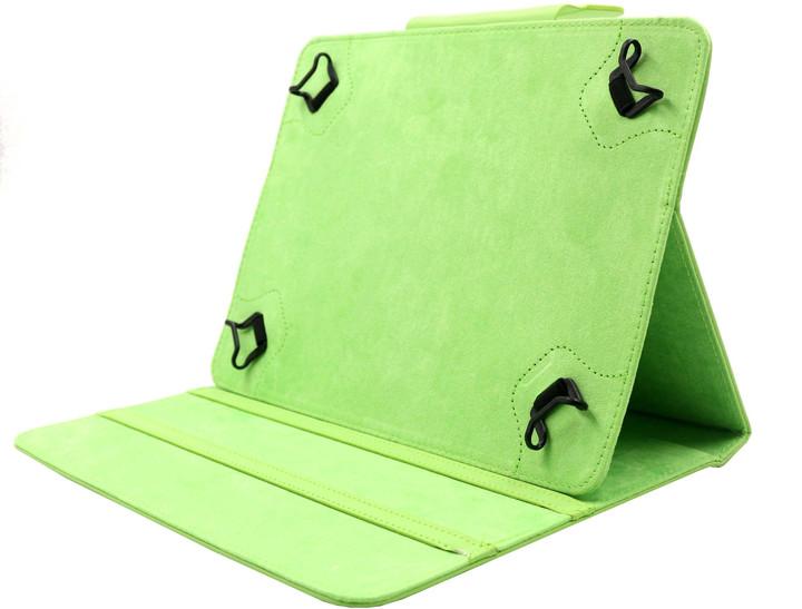 """C-TECH PROTECT univerzální pouzdro pro 9,7-10,1"""", NUTC-04, zelená"""