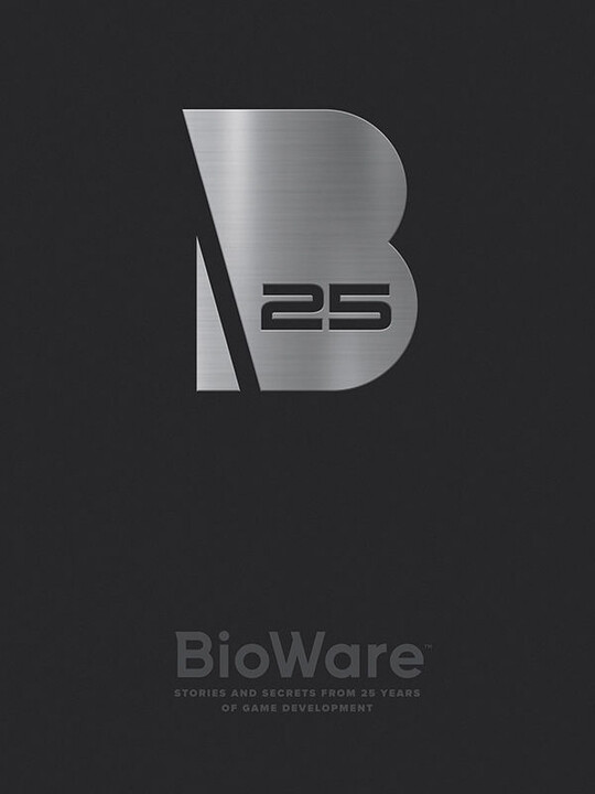 Kniha BioWare: Stories and Secrets from 25 Years of Game Development (EN)