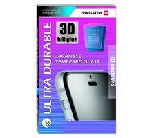 SWISSTEN ochranné sklo pro Samsung A202 Galaxy A20e, ultra odolné, 3D, černá