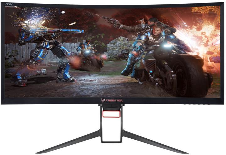 "Acer Predator Z35P - LED monitor 35"""