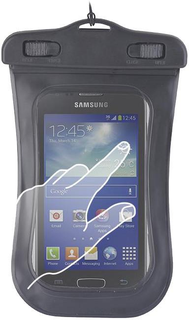 """Forever voděodolné pouzdro pro telefony XL 5.0"""" - 5.8"""" - ČERNÁ"""