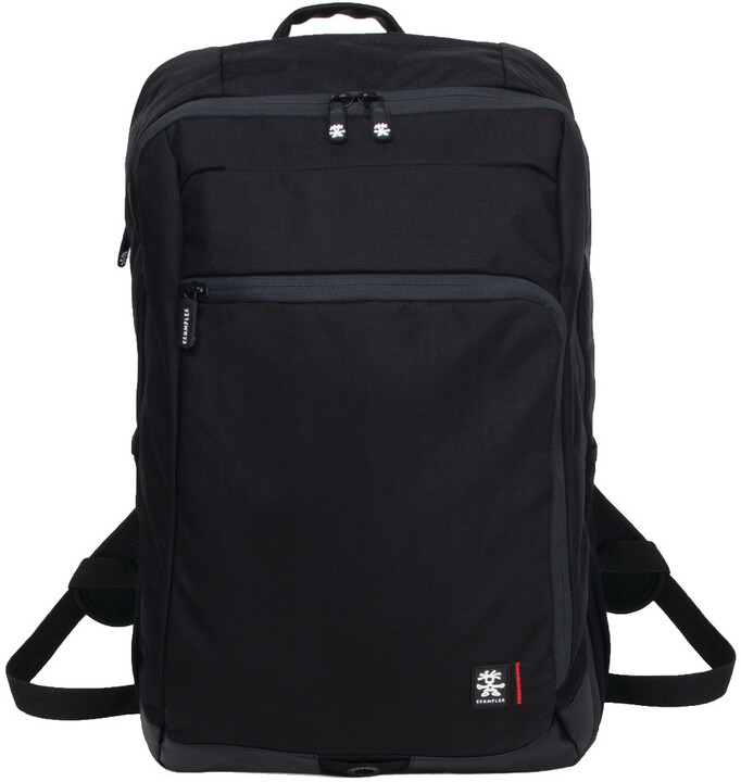 "Crumpler batoh BackLoad Backpack 17"" - black"