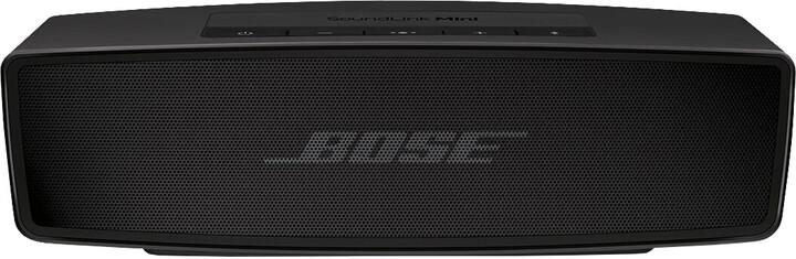 Bose SoundLink Mini II Special Edition, černá