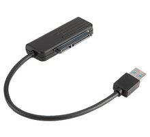 """Akasa redukce z 2,5"""" SSD/HDD na USB 3.1 - AK-AU3-07BK"""