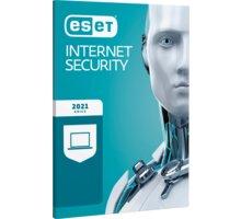 ESET Internet Security pro 2 PC na 3 roky, prodloužení licence O2 TV Sport Pack na 3 měsíce (max. 1x na objednávku)