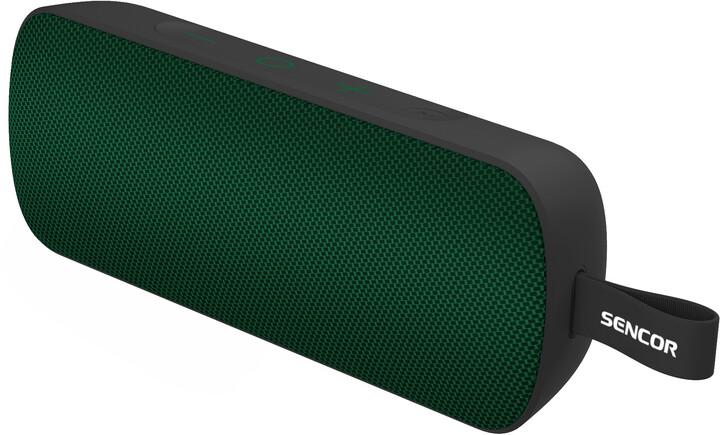 Sencor SSS 1110 NYX, zelená