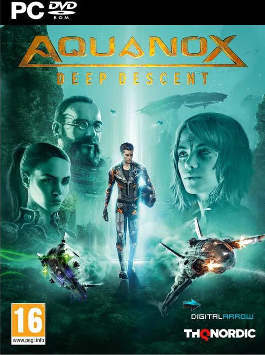 Aquanox: Deep Descent (PC)