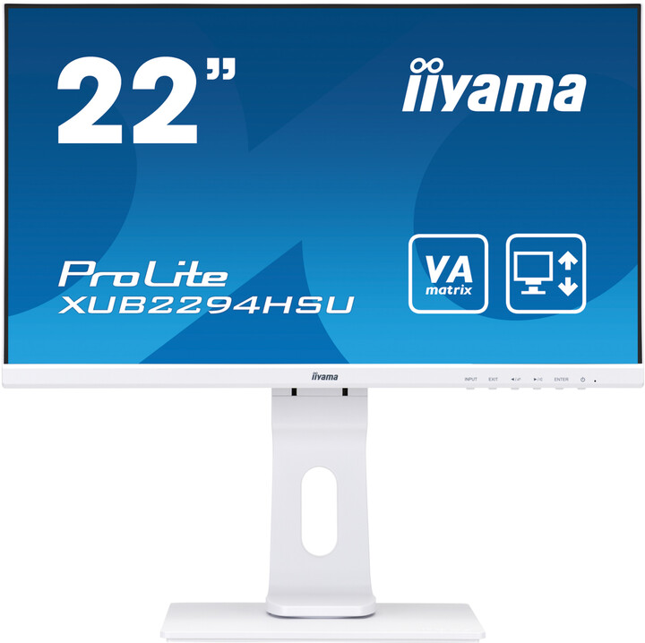 """iiyama ProLite XUB2294HSU-W1 - LED monitor 22"""""""