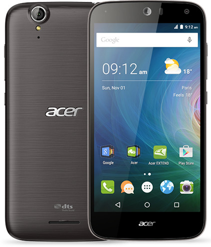 Acer Liquid Z630S LTE - 32GB, černá/zlatá