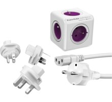 PowerCube Rewirable + Travel Plugs + IEC kabel - 8718444083436