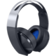 Sony PS4 - Platinum Wireless Headset