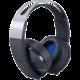 Sony PS4 - Platinum Wireless Headset  + Voucher Be a Gamer - 5x 100 Kč (sleva na hry nad 999 Kč)